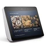 "Echo Show (2nd Gen) - Premium sound and a vibrant 10.1"" HD screen - Sandstone"