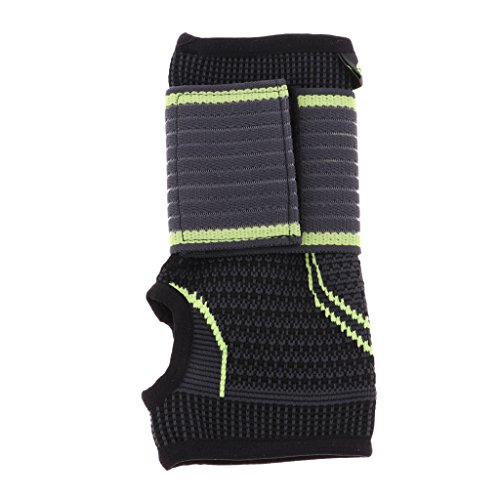 DYNWAVE Polyester Wrist Palm Support Anti-Skid Hand Sleeve Hand Sports Wrist Wrap