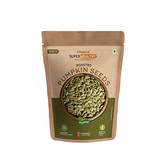 Healthy Organic Pumpkin Seeds