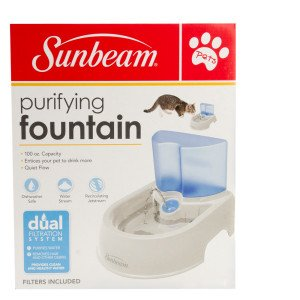 Sunbeam Cat Fountain