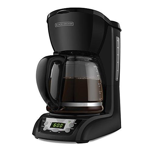 Black & Decker DCM600B 5-Cup Coffeemaker - Kitchen Things