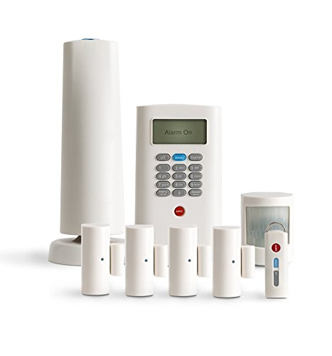 SimpliSafe Wireless Home Security Command Bravo