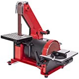 XtremepowerUS 1' X 30' Belt / 5' Disc Sander Polish Grinder Sanding Machine Work Station