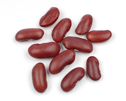 Organic Dark Red Kidney Beans, 10 Lb Bag
