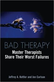 bad therapy psychology graduate students