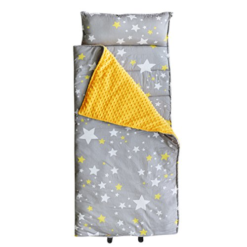 Hi Sprout Kids Toddler Lightweight and Soft Nap Mat
