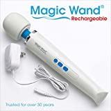 Original Magic Wand Rechargeable Cordless HV-270 with Free IntiMD Active Personal Trigger Pin Point Massager