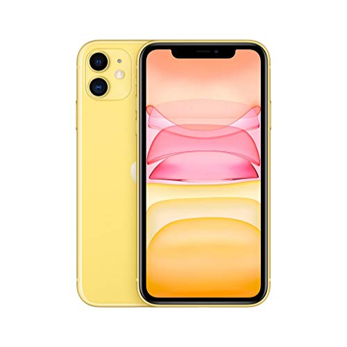 415Yn8YRE9L - Apple iPhone 11 (256GB) - Yellow