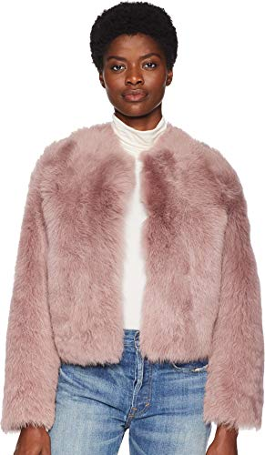 Vince Apparel Womens Size Chart   Elevate your style wearing the Vince® Cropped Shearling Jacket.