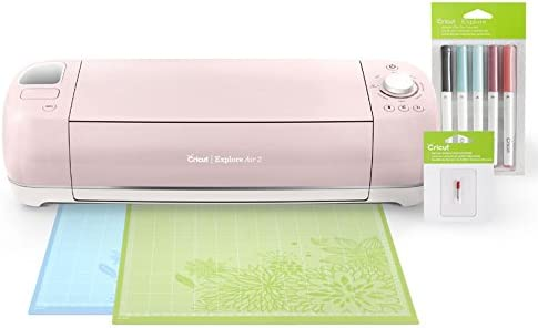 Amazon.com: Cricut Explore Air 2, Rose Bundle
