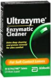 Ultrazyme Enzymatic Cleaner Tablets - 20 Tablets, Pack of 2