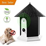PET CAREE Anti Barking Device, Ultrasonic Anti Barking, Sonic Bark Deterrents, Bark Control Device, Dog Bark Contrl Outdoor Birdhouse