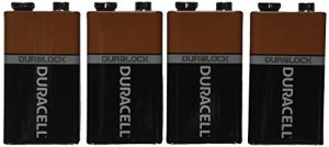 Duracell Coppertop 9 Volt, 12 Pack