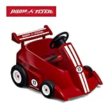 Radio Flyer Grow with Me Racer Children's Powered Ride Ons, New 2018