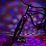 Activ Life Disco Party Bike Lights Birthday Presents