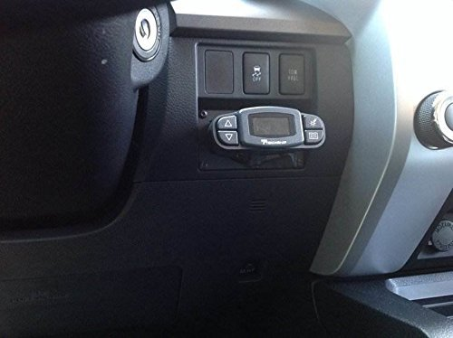 Best Brake Controller ESP Truck Accessories 2014-2019 Toyota Tundra Tekonsha P3 Brake Controller Mounting Kit.