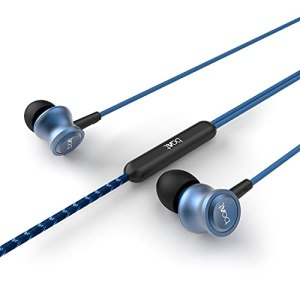 boAt Bassheads 152 in Ear Wired Earphones with Mic(Jazzy Blue)