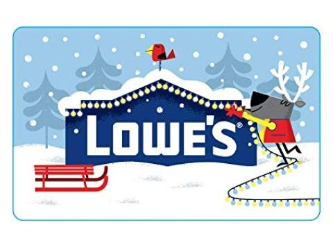 10% Off Lowe's Gift Card