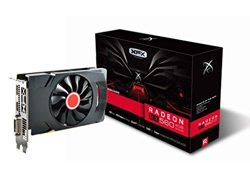 XFX Radeon RX 560 1295MHz,4gb GDDR5,...