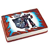 Transformers - Optimus Prime Edible Cake Topper / 1 Image