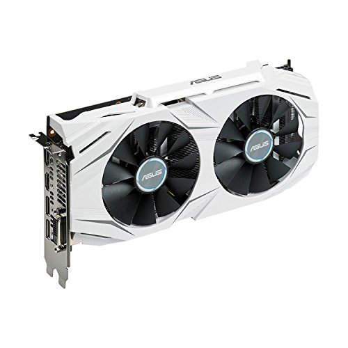Asus Dual Series GTX 1060 3GB GDDR5 Video Card with Color-Matched PC Build for Esports Gaming 1