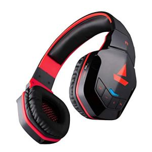 boAt Rockerz 510 Bluetooth Headphone with Thumping Bass, Up to 10H Playtime, Dual Connectivity Modes, Easy Access Controls and Ergonomic Design (Black)