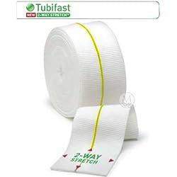 "Tubifast 4.3 Tubular Bandage #2440 (Yellow Line)"""""