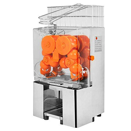 VBENLEM-110V-Commercial-Juicer-Machine-with-Pull-Out-Filter-Box-Electric-Citrus-Juice-Squeezer-22-30-Oranges-Per-Minute-Lemon-Making-Mach-304-Stainless-Steel-Tank-and-PC-Cover