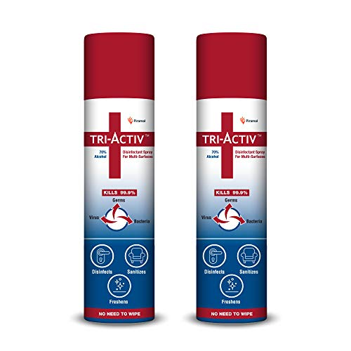 Tri-Activ-70-Alcohol-Based-Disinfectant-Spray-for-Multi-Surfaces-100-ml-Pack-of-2
