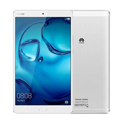 416Kz0tU58L - Huawei M3 8 Inch Tablet - (Grey) (Intel Atom Kirin 659 Processor, 32 GB RAM, 3 GB HDD, Adreno 505 Graphics, Android 7.0)