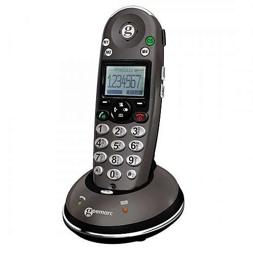 Geemarc AmpliDECT350 Amplified Phone...