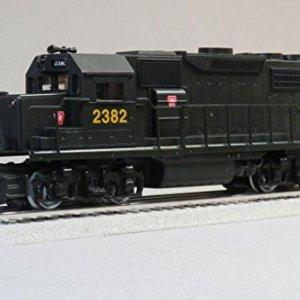 LIONEL PRR Keystone LIONCHIEF Remote Control GP38 Diesel 2382 o Gauge 416Rf tvyeL