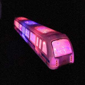 Train toy   Bump-&-go action  Bullet train   Realistic train engine   Sound and lights  3-D lights   Unique Design  Hand-eye coordination   Realistic colors   For girls and boys   Non-Toxic   Holiday 416SKuaBvWL