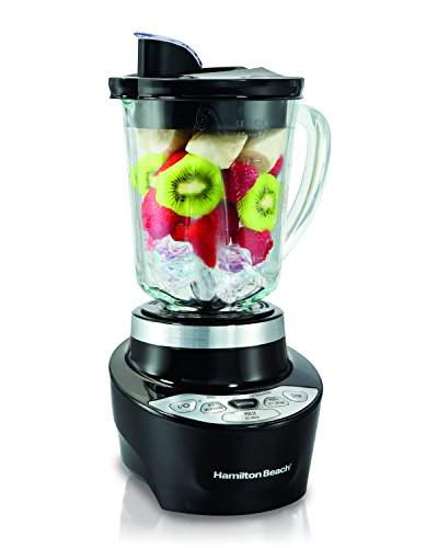 Hamilton Beach Smoothie Smart Blender with 5 Speeds & 40 oz...