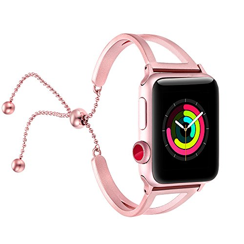 For Iwatch Band 38mm, Fastgo 2018 Newest Released Bling