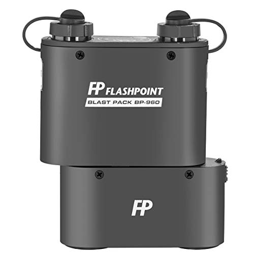 Flashpoint-StreakLight-360-Ws-Flash-TTL-Canon-BP-960-Power-Pack-Replacement-for-Godox-AD360II-C-WISTRO-TTL-Open-Box