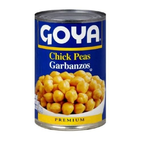 Goya Beans Canned Chick Peas, 15.5 oz