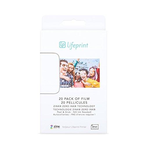 Lifeprint Film for Lifeprint Augmented Reality Photo