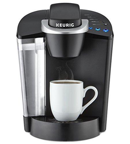 Keurig K55 K-Classic Single Serve Programmable K-Cup Pod Coffee Maker, Black