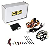 MPC Complete Factory Remote Activated Remote Start Kit for 2014-2015 Nissan Rogue - with T-Harness - Intelli-Key ONLY