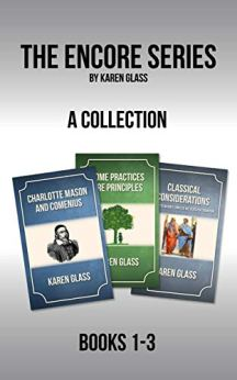 Encore Series Collection: Books 1-3 (Encore Collection Book 1) by [Glass, Karen]