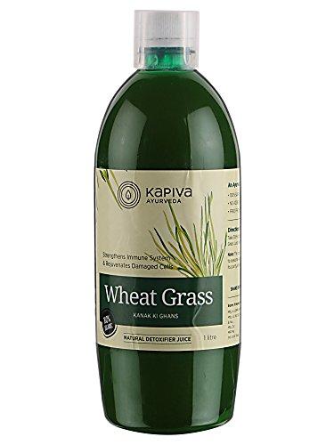 Kapiva Wheat Grass Juice - 1 L - Ayurvedic Superfood 2