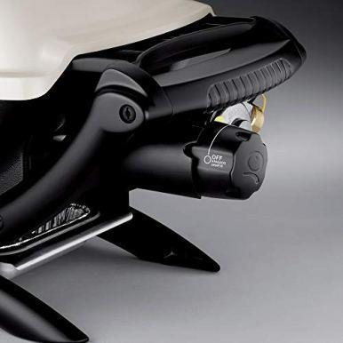 Weber-51010001-Q1200-Liquid-Propane-Grill-Black