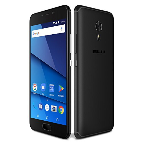 BLU R1 HD 2018 - Unlocked Smartphone -16GB + 2GB RAM –Black