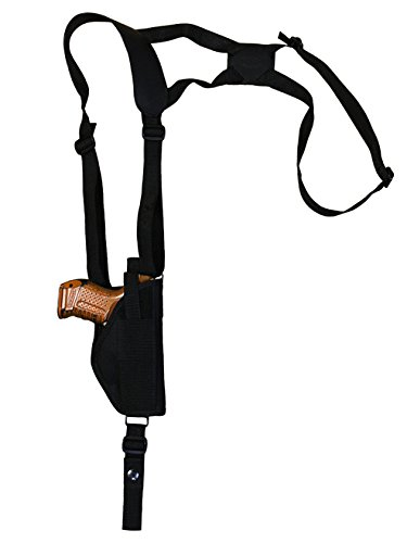 Barsony New Vertical Shoulder Holster for Springfield XDS 3.3in Right