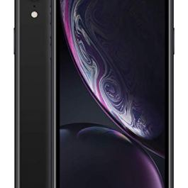Simple Mobile Prepaid – Apple iPhone XR (64GB) – Black [Locked to Carrier – Simple Mobile]