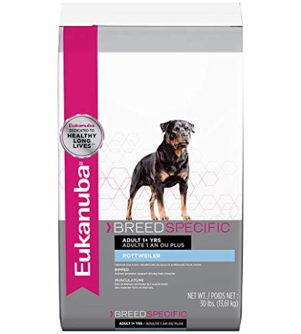 Best Dog Food For Rottweilers Expert Reviews On Best Rottweiler Diets