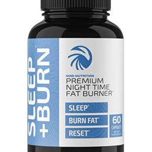 Nobi Nutrition - Night Time Fat Burner, Sleep Aid & Appetite Suppressant - Green Coffee Bean Extract, PM Weight Loss… 29