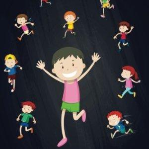 Running Journal for Kid: Children Run Jogging Exercises Journal Healthy Living Notebook (My Running Log Book) (Volume 3)