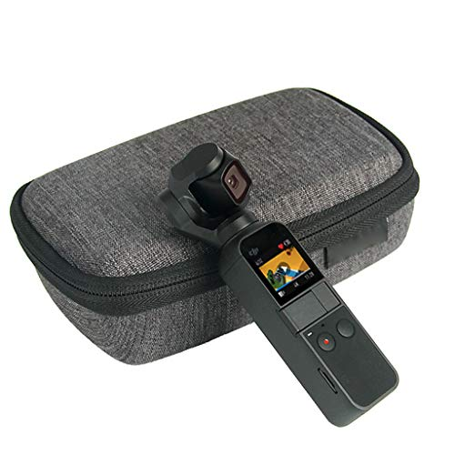 Accessories for DJI OSMO Pocket, Drone Portable Handheld Hard Bag Storage Carry Case-Aircraft Model Kits